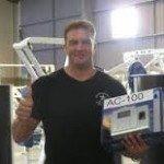 Wayne Bartrim of ALIVE Gym & Fitness