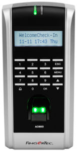 FingerTec AC900 access control main