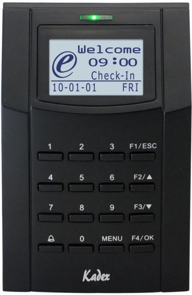 FingerTec Kadex access control