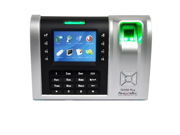 fingertec ta200+ time clock